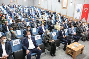 Başkan Kırıkçı Bozova'da temaslarda bulundu