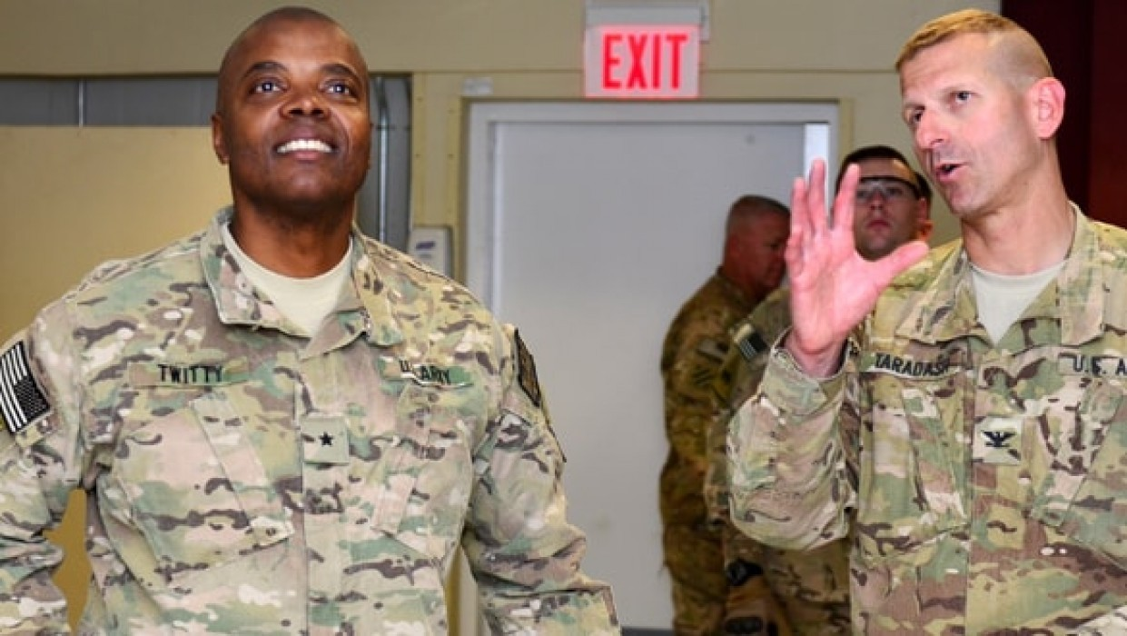 ABD Komutanları Şanlıurfa'ya geliyor