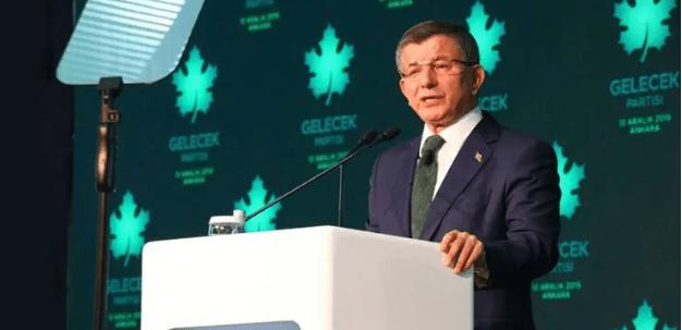 Genel Başkan Davutoğlu'ndan Berat Albayrak'ı sosyal medyadan destekleyenlere tepki