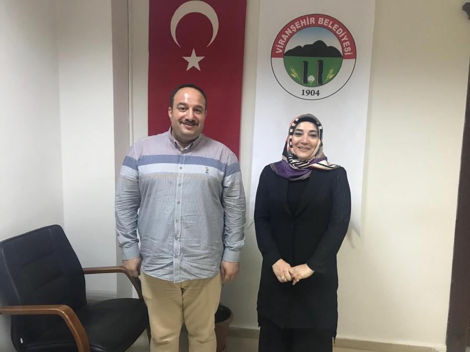 AK Parti Genel Başkan Yardımcısı Viranşehir'de