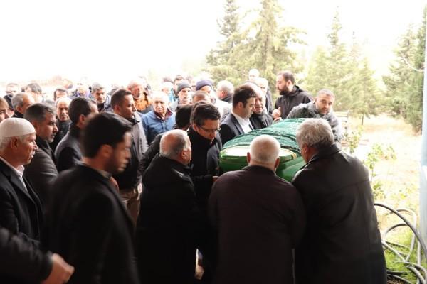 AK Parti Halfeti İlçe Başkanının ağabeyi vefat etti
