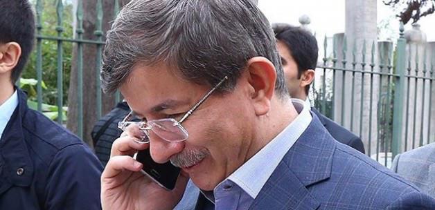 Genel Başkan Ahmet Davutoğlu Mehmet Emin Kutluay'ı telefonla arayarak taziyelerini iletti