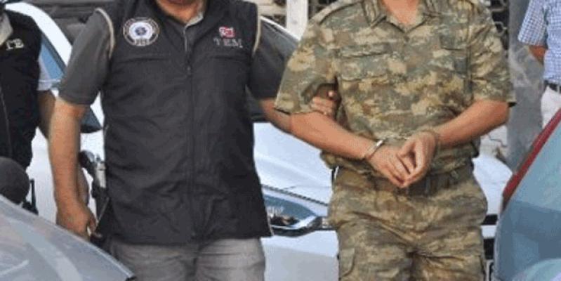 Birecik İlçe Jandarma Komutanı gözaltına alındı