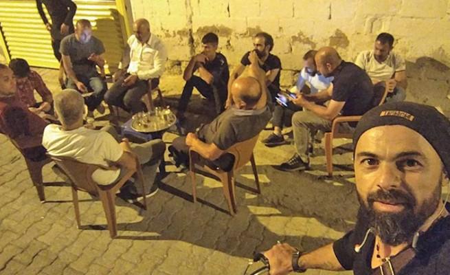 Ceylanpınar'da vatandaşlar hırsız nöbeti tutuyor