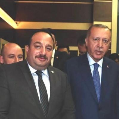 Cumhurbaşkanı, Ekinci'yi Saray'a çağırdı