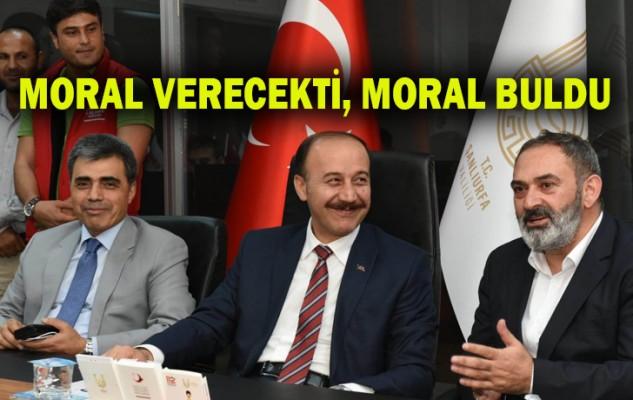 Dursun Ali Erzincanlı: Urfa'dan dönmek istemiyorum