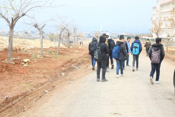 Eyyübiye'deki kampüs için yol çalışmaları başlayacak