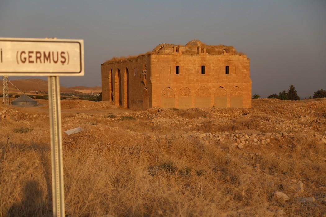 Germuş Kilisesi de kaderine terk edildi