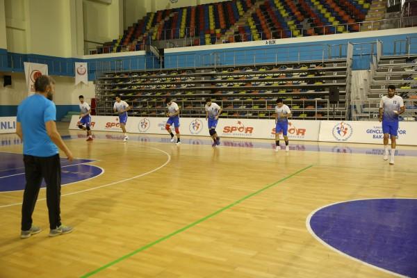 Haliliye Belediyespor yeni sezona hazır