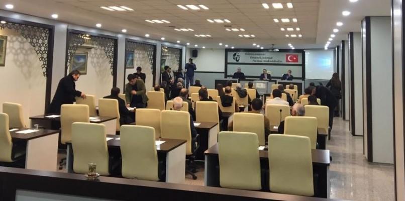 Haliliye'de Denetim Komisyonu Seçimi yapıldı