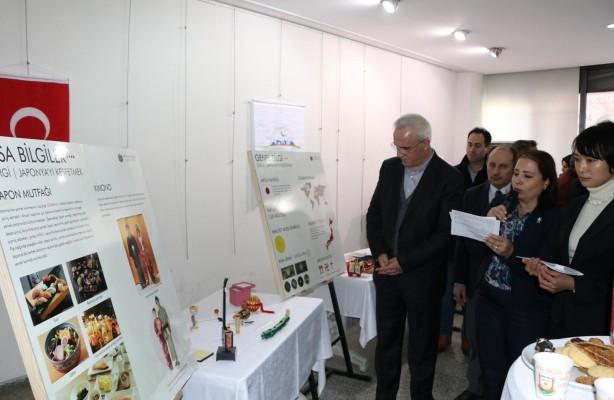 Japonya Büyükelçiliği Urfa'da sergi açtı