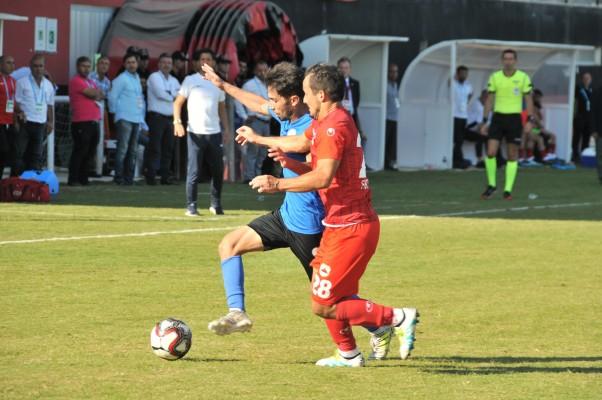 Karaköprü Belediyespor, Çatalcaspor'u mağlup etti