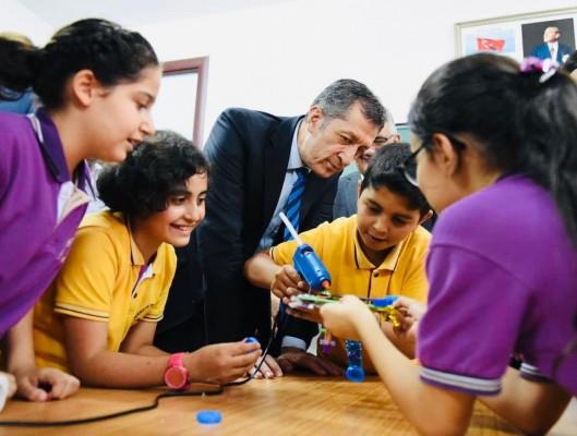 Milli Eğitim Bakanı Şanlıurfa'ya geliyor