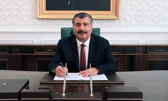 Sağlık Bakanı Koca, şehir hastaneleri için konuştu
