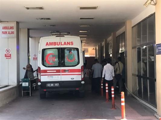 Şanlıurfa'da 20 öğrenci zehirlendi