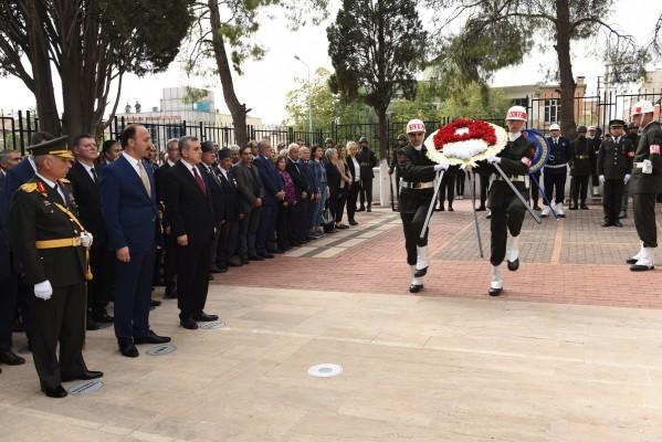 Şanlıurfa'da 29 Ekim kutlamaları başladı