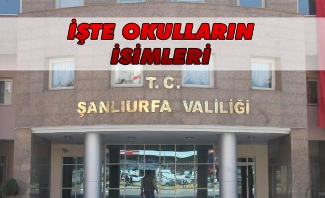 Şanlıurfa'da sınır ilçelerinde okullar yine tatil!