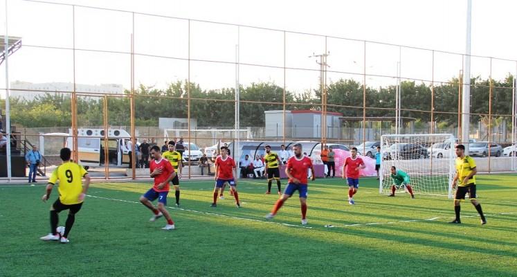 Şanlıurfa'daki Gençlik Turnuvası tamamlandı