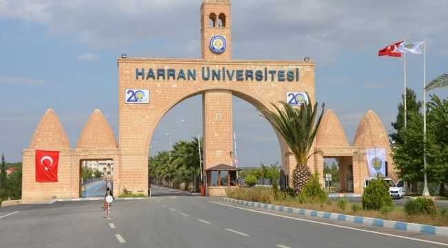 Harran Üniversitesi kura ile en az ilköğretim mezunu işçi alımı yapacak