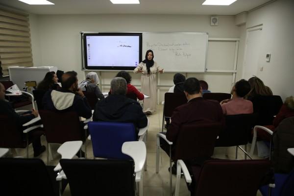 Sertifika verilecek! Urfa'da ücretsiz işaret dili kursu