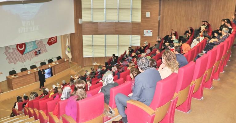 ŞUTSO'da 'nefes alma' etkinliği düzenlendi