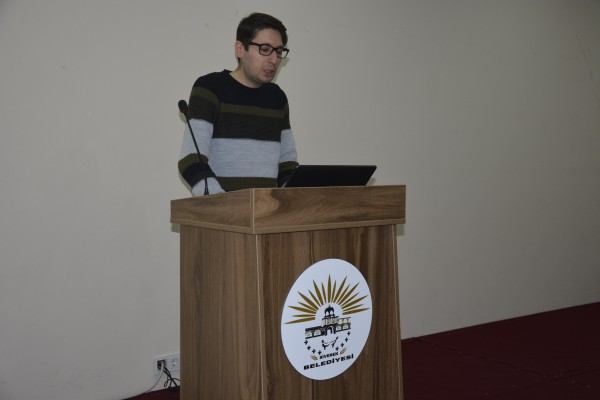 Urfa'daki kadınlara 'aile içi iletişim' semineri verildi