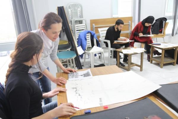 Urfalı gençler 'yetenek sınavları'na hazırlanıyor